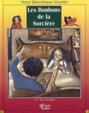 Les Bonbons De La Sorciere - Couverture - Format classique