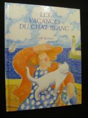 Vacances Du Chat Blanc - Couverture - Format classique