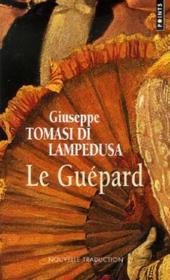 Le guépard - Couverture - Format classique