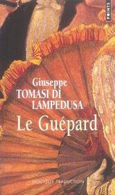 Le guépard - Intérieur - Format classique