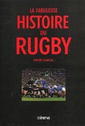 Fabuleuse Histoire Du Rugby (La) - Intérieur - Format classique
