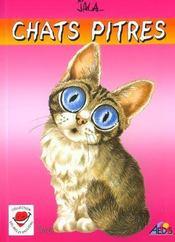 Chats pitres - Intérieur - Format classique