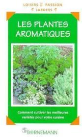 Les Plantes Aromatiques - Couverture - Format classique