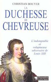 La duchesse de chevreuse - Intérieur - Format classique