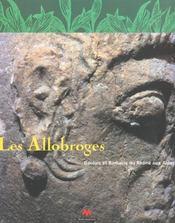 Allobroges Gaulois Et Romains - Intérieur - Format classique