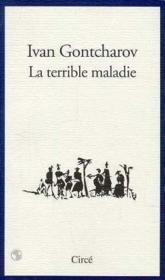 Terrible Maladie (La) Ancienne Edition - Couverture - Format classique