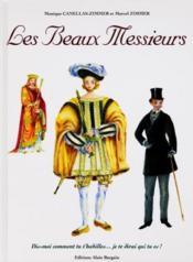 Les Beaux Monsieur - Couverture - Format classique
