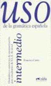 Uso de la gramatica intermedio - Couverture - Format classique