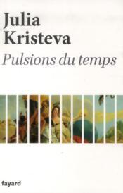 Pulsions du temps - Couverture - Format classique