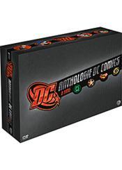 Dc Comics Anthologie - Les Films - 8 Dvd