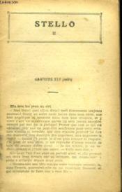 Stello. Tome 2. Collection : Les Meilleurs Livres N° 117. - Couverture - Format classique