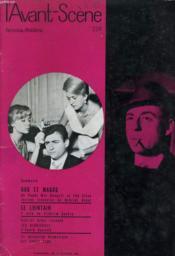 L'AVANT-SCENE - FEMINA-THEATRE N° 229 - GOG ET MAGOG de ROGER MAC DOUGALL et TED ALLAN - Couverture - Format classique