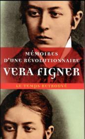 Mémoires d'une révolutionnaire - Couverture - Format classique