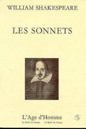 Les Sonnets - Couverture - Format classique