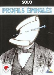 Profils epingles - Intérieur - Format classique