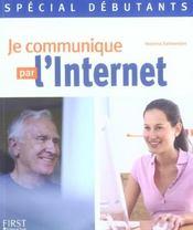 Special Debutants ; Je Communique Par L'Internet - Intérieur - Format classique