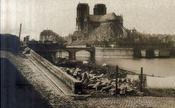 Paris, Seine et ponts - Intérieur - Format classique