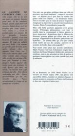 La Femme - Cible Et Ses Dix Amants - 4ème de couverture - Format classique