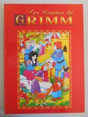 Les contes de grimm - Couverture - Format classique