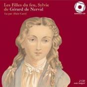 Les filles du feu ; Sylvie - Couverture - Format classique