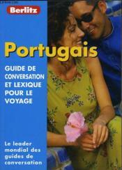 Portugais - Couverture - Format classique