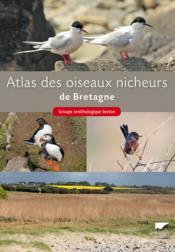 Atlas des oiseaux nicheurs de Bretagne - Couverture - Format classique