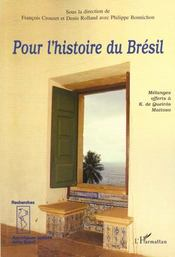 Pour L'Histoire Du Bresil - Intérieur - Format classique