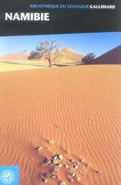 Namibie - Intérieur - Format classique