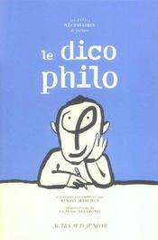 Le Dico Philo - Intérieur - Format classique
