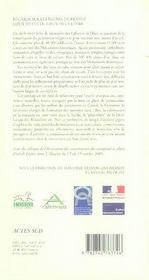 Regards Sur Les Oeuvres D'Art Des Eglises De France ; Lieux De Culte, Lieux De Culture - 4ème de couverture - Format classique
