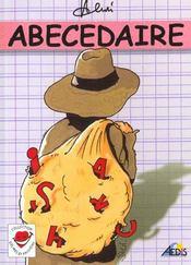 Abecedaire - Intérieur - Format classique