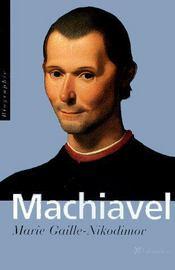 Machiavel - Intérieur - Format classique