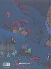 La guilde de la mer t.1 ; au point de devant - 4ème de couverture - Format classique