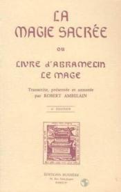 Magie sacrée - Couverture - Format classique