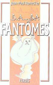 Fantômes - Intérieur - Format classique