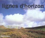 Lignes d'horizon - Couverture - Format classique
