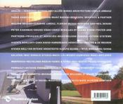 Lignes d'horizon - 4ème de couverture - Format classique