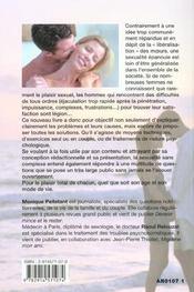 Votre sexualite sans complexe ; tout savoir pour une vie amoureuse plus epanouie - 4ème de couverture - Format classique