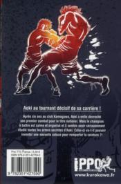Ippo - Saison 3 ; La Défense Suprême T.4 - 4ème de couverture - Format classique