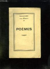 Poemes. - Couverture - Format classique