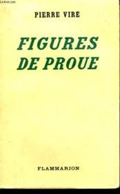 Figures De Proue. - Couverture - Format classique