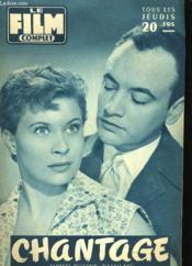 Film Complet N° 556 - Chantage - Couverture - Format classique