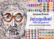 Jaizquibel, villa de guerre ! - Couverture - Format classique
