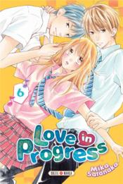 Vente  Love in progress T.6  - Mika Satonaka