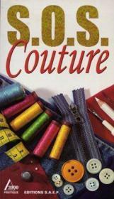 Sos couture - Couverture - Format classique