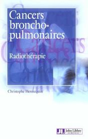 Cancers Bron/Pul T2 - Intérieur - Format classique