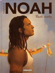 Yannick Noah ; traits métis - Intérieur - Format classique