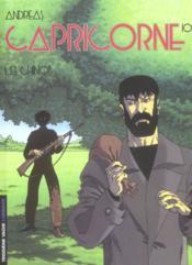 Capricorne t.10 ; les chinois - Couverture - Format classique
