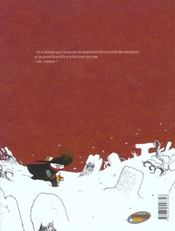 Donjon potron-minet t.97 ; une jeunesse qui s'enfuit - 4ème de couverture - Format classique