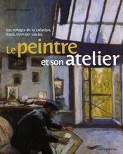 Le Peintre Et Son Atelier - Intérieur - Format classique